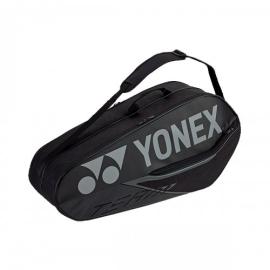 Imagem - Raqueteira Team 42026ex 6R Preto Modelo 2020 - Yonex