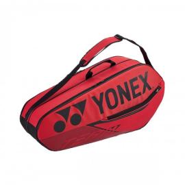 Imagem - Raqueteira Team 42026ex 6R Vermelho Modelo 2020 - Yonex