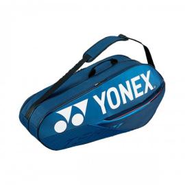 Imagem - Raqueteira Team 42026ex 6R Azul Marinho Modelo 2020 - Yonex