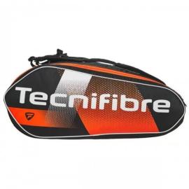 Imagem - Raqueteira Air Endurance 12R Preta e Laranja - Tecnifibre