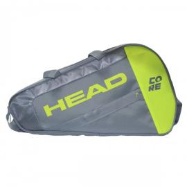 Imagem - Raqueteira Padel e Beach Tennis Core Amarela - Head