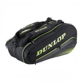 Imagem - Raqueteira SX Performance X8 Preta e Verde Modelo 2020 - Dunlop