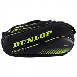 Imagem - Raqueteira SX Performance X12 Preta e Verde - Dunlop