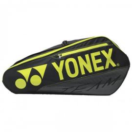 Imagem - Raqueteira Team 3R Preta Modelo 2021 – Yonex