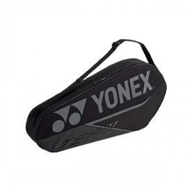Imagem - Raqueteira Team 42023EX 3R Preta Modelo 2020 - Yonex