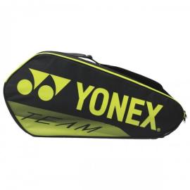Imagem - Raqueteira Team 6R Preta Modelo 2021 – Yonex