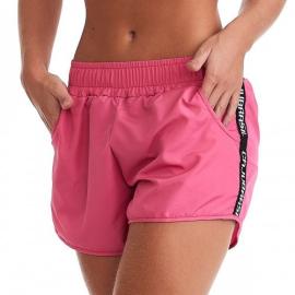 Imagem - Short Fitness Run Rosa - Caju Brasil