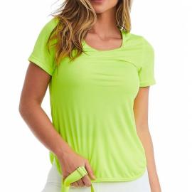 Imagem - T-shirt Lite Classic Verde - Caju Brasil