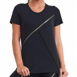Imagem - T-shirt Tecnology Preta - Caju Brasil