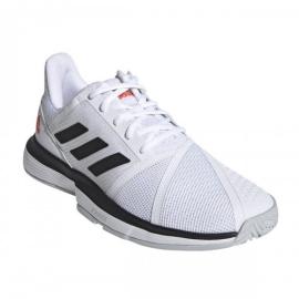 Imagem - Tênis Courtjam Bounce Branco – Adidas