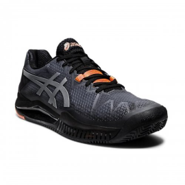 Imagem - Tênis Gel Resolution 8 Clay Infantil Limited Edition Preto - Asics