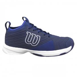 Imagem - Tênis Pro Open Azul e Branco - Wilson