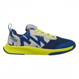 Imagem - Tênis Junior Pulsion All Court Azul e Amarelo - Babolat
