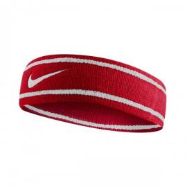Imagem - Testeira Swoosh Vermelha e Branca - Nike