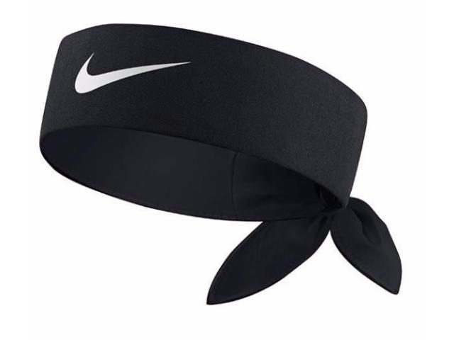Bandana Dri Fit Preta - Nike 901ae887348