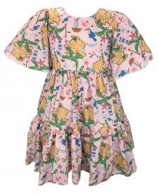 Imagem - Vestido Bata Teen Cattai Floral