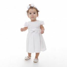 Imagem - Vestido Bebê Plinc Ploc com Fru Fru na Manga