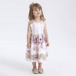 Imagem - Vestido Infantil Cattai Carrossel