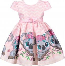 Imagem - Vestido Infantil Cattai Coala
