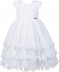 Imagem - Vestido Infantil Cattai Com Babados