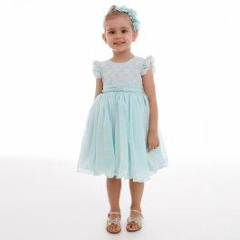 Imagem - Vestido Infantil Cattai com Pérolas