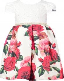 Imagem - Vestido Infantil Cattai Laise e Saia Floral