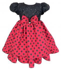 Imagem - Vestido Infantil Cattai Minnie