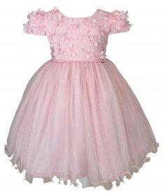 Imagem - Vestido Infantil Cattai Princesas