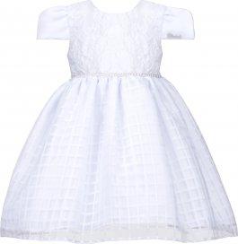 Imagem - Vestido Infantil Cattai Saia Quadriculada