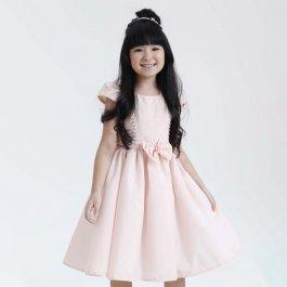 Imagem - Vestido Teen Cattai com Strass e Laço