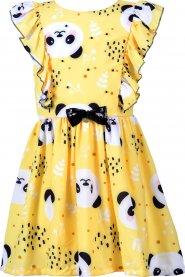 Imagem - Vestido Teen Cattai Panda
