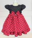 Vestido Infantil Cattai Minnie 2