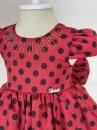 Vestido Infantil Cattai Minnie 3