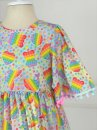 Vestido Infantil Cattai Pop It 3
