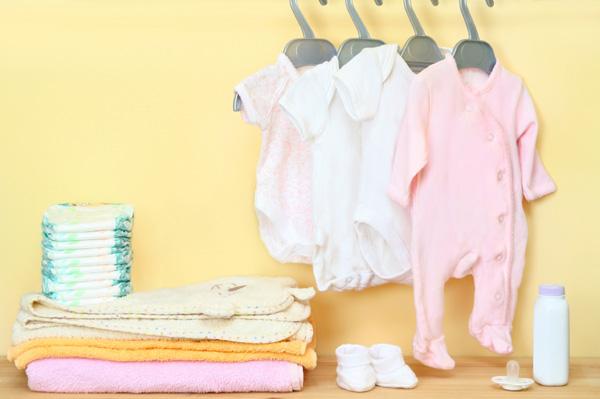 Lista de Enxoval de Bebê