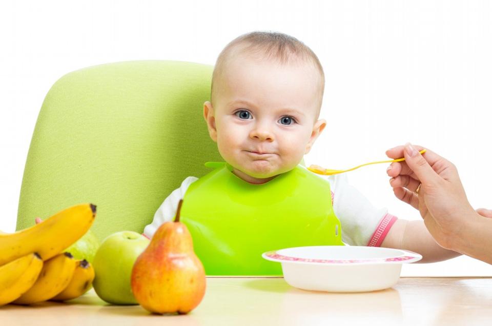 Imagem - Alimentação do Bebê