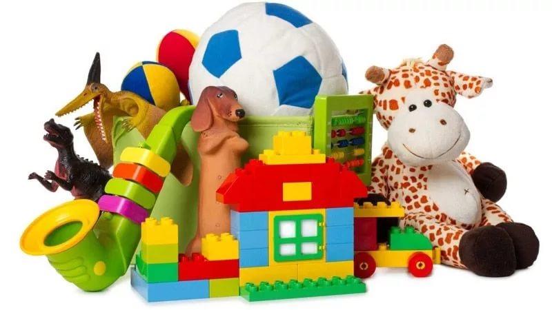 Imagem - Brinquedos de Bebê