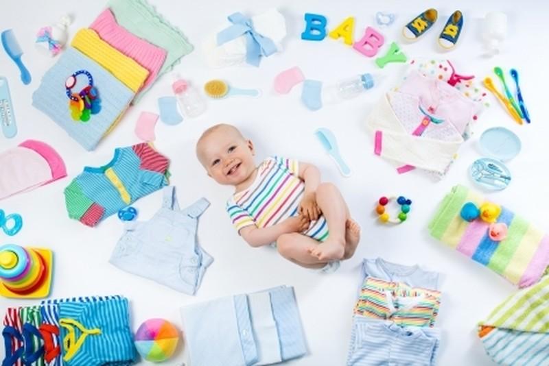 Imagem - Enxoval de Bebê Recém Nascido