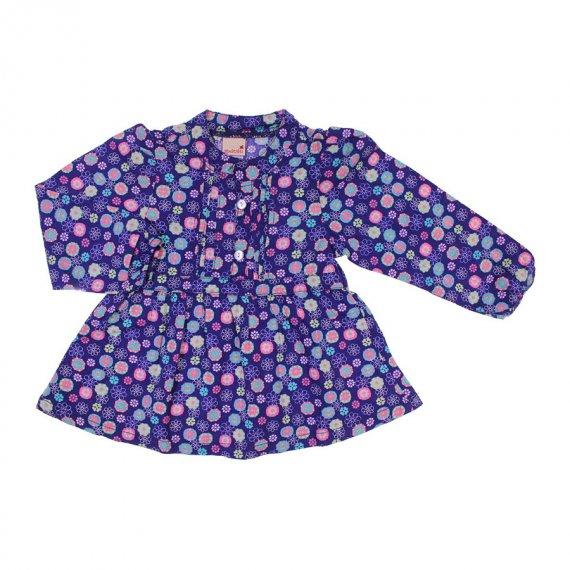 Bata Floral Infantil Kookabu