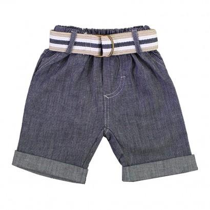 Bermuda Infantil Jeans Haven