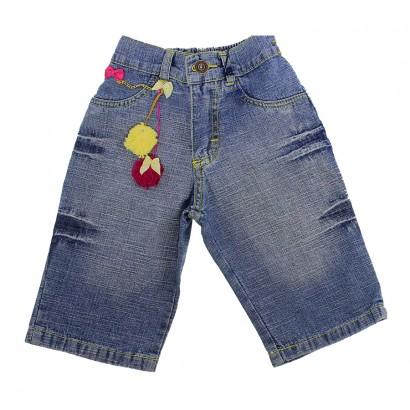 Bermuda Jeans Infantil Mackvanny 7729
