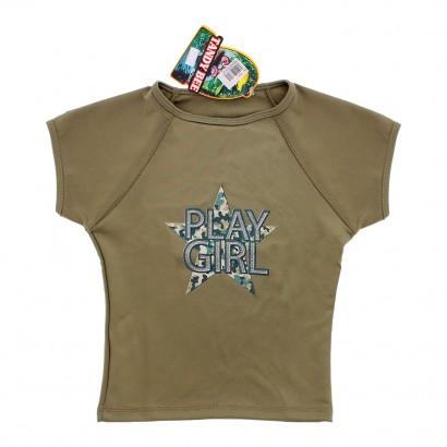 Blusa infantil Verão Girls