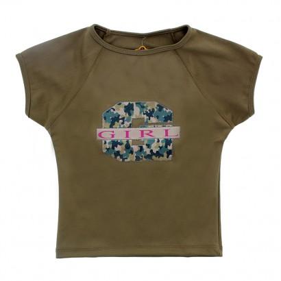 Camiseta Regata para Menina