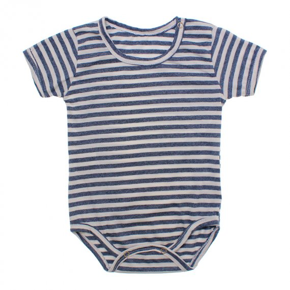 Body Bebê em Malha Lapuko