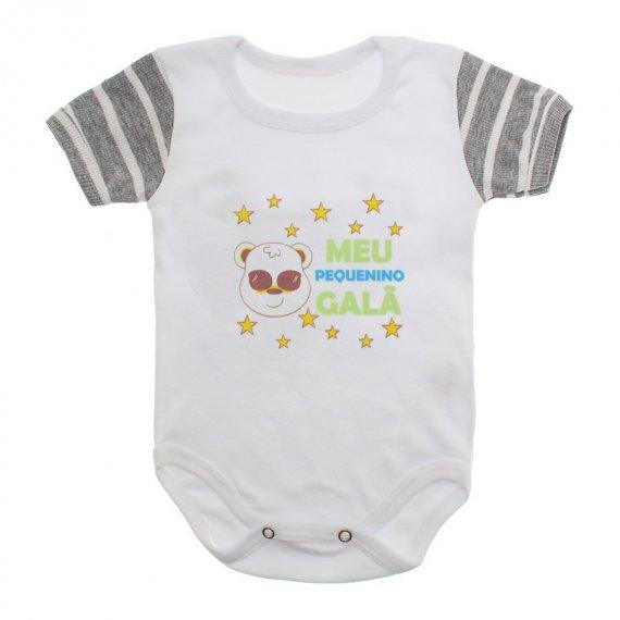 Body de Bebê com Frases Lapuko