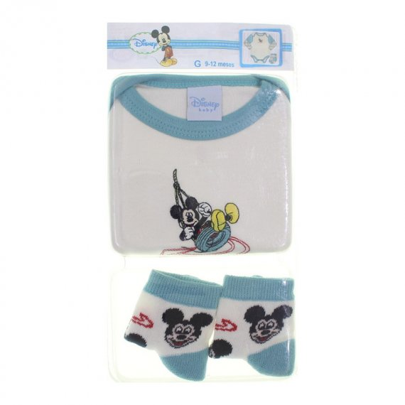 Body de Bebe Mickey Best Club