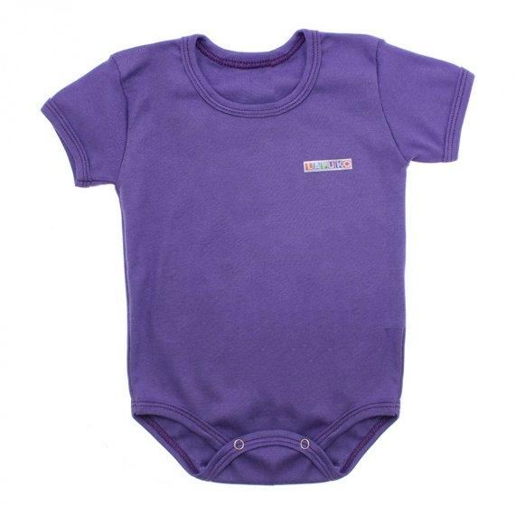 Body de Bebê Violeta