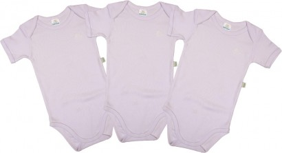 Body Infantil Kit com 3 Bodys Best Club 5878