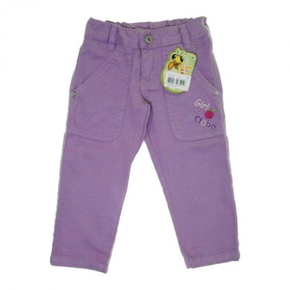 Calça de Sarja Infantil  Menina