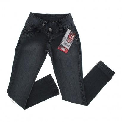 Calça Jeans para Menina Mela Melão